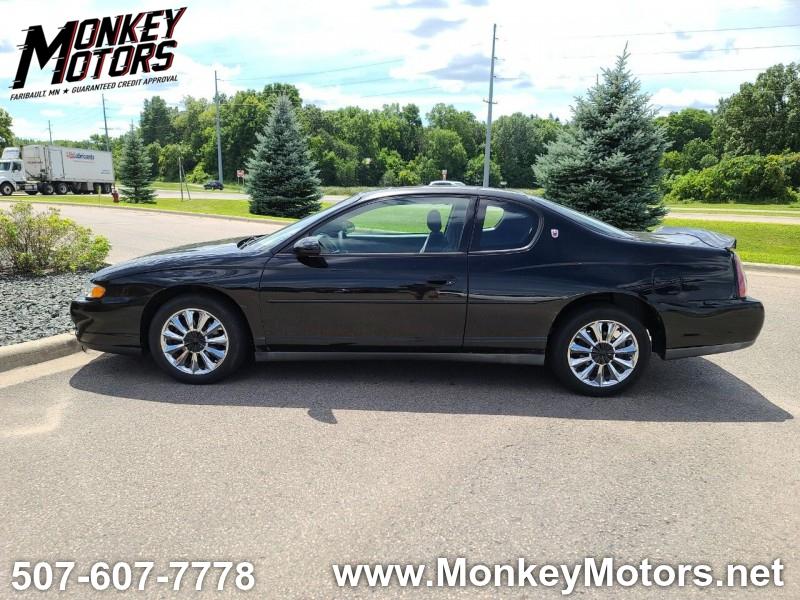 Chevrolet Monte Carlo 2001 price $2,995