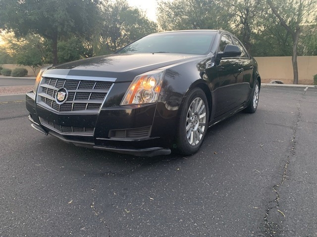 Cadillac CTS Sedan 2010 price $10,000