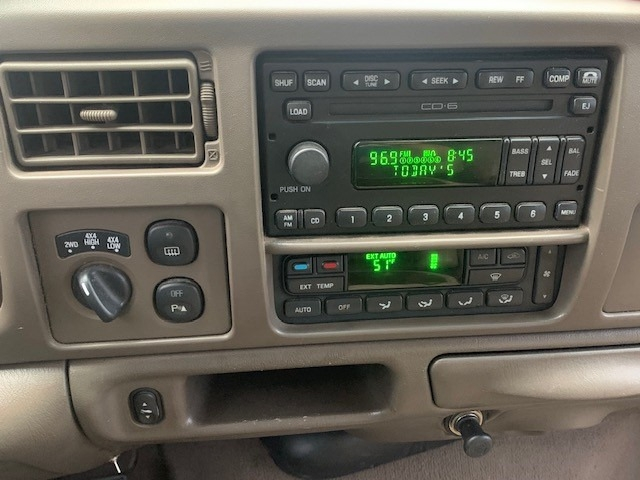 Ford Excursion 2003 price $17,995