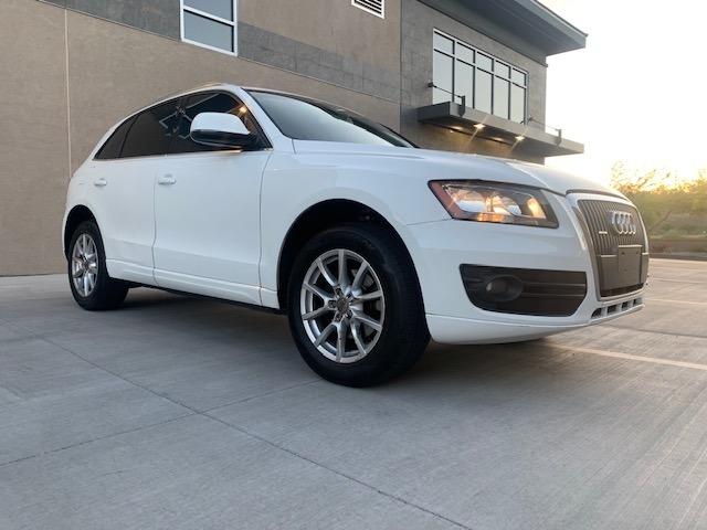 Audi Q5 2011 price $5,200