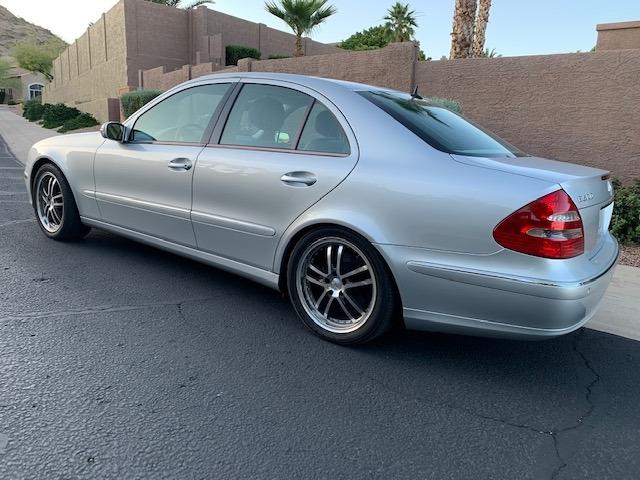 Mercedes-Benz E-Class 2006 price $5,495