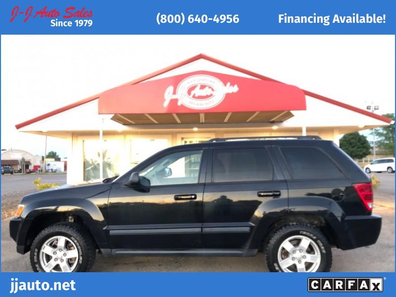 Jeep Grand Cherokee 2007 price $7,495