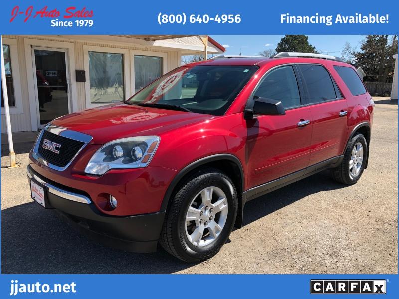 GMC Acadia 2012 price $12,695