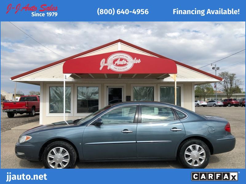 Buick LaCrosse 2006 price $4,495