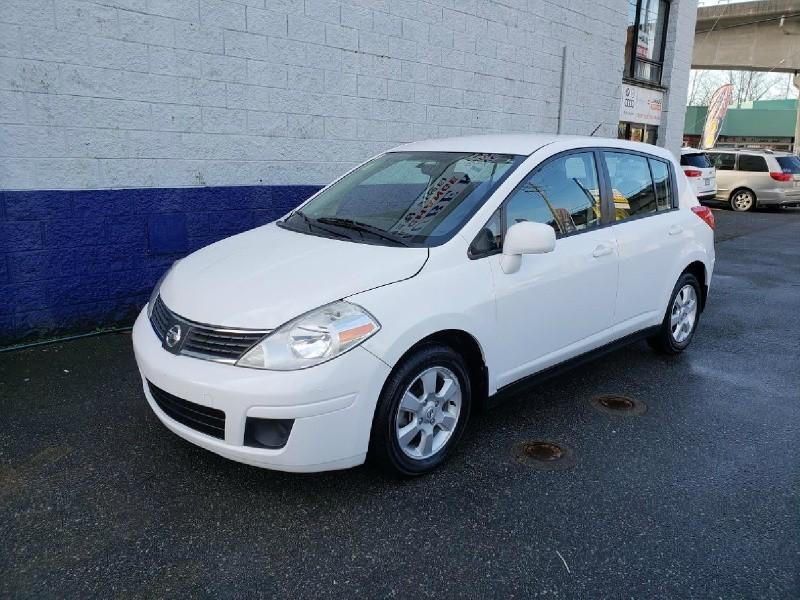 Nissan Versa 2010 price $5,795