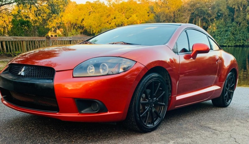Mitsubishi Eclipse 2011 price $4,995