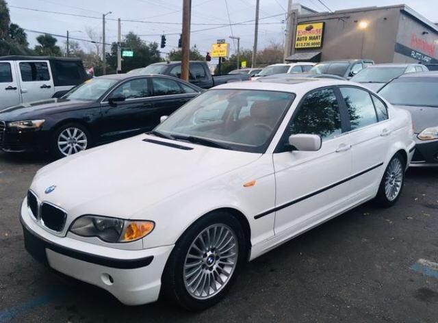 BMW 3-Series 2003 price $2,991