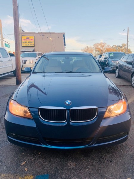BMW 3-Series 2006 price $4,999