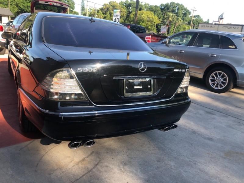 Mercedes-Benz S-Class 2002 price $5,895