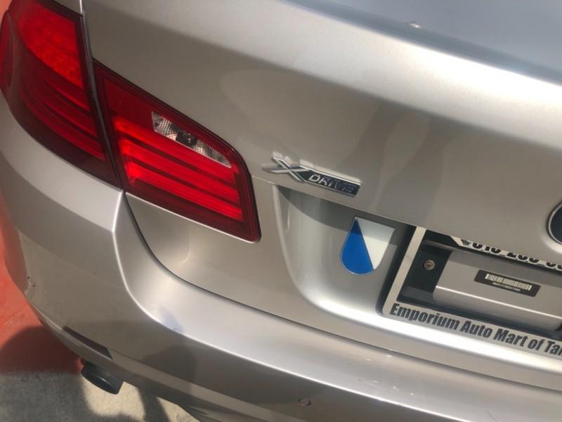 2013 BMW 5-Series 4dr Sdn 535i xDrive AWD