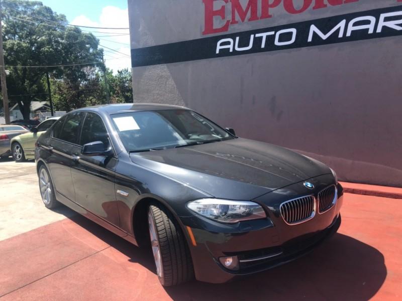 BMW 5-Series 2012 price $12,795