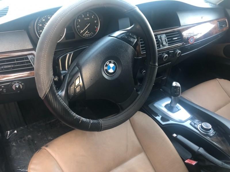 BMW 5-Series 2010 price $8,495
