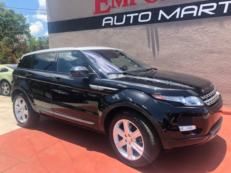 Land Rover Range Rover Evoque 2014 price $25,997
