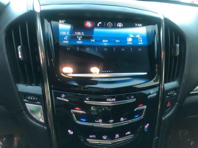 Cadillac ATS 2013 price $11,277