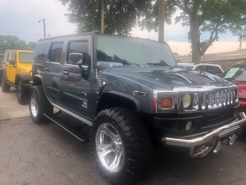 Hummer H2 2005 price $14,999