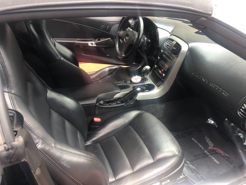 Chevrolet Corvette 2007 price $17,999