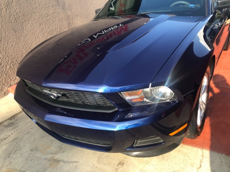Ford Mustang 2012 price $11,495