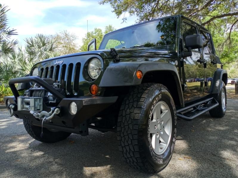 Jeep Wrangler Unlimited 2011 price $19,499