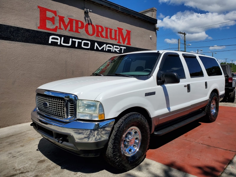 Ford Excursion 2003 price $9,777