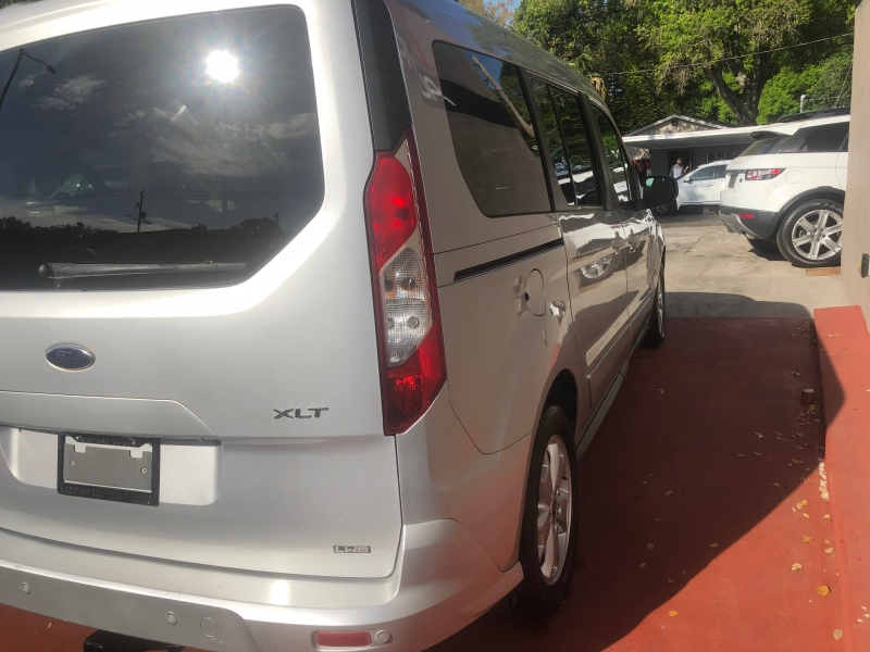 Ford Transit Connect Wagon 2015 price $9,491