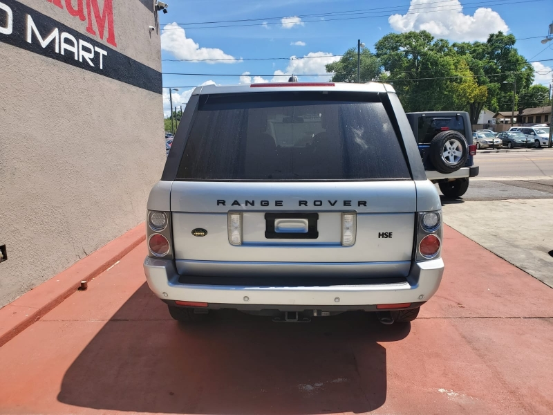 Land Rover Range Rover 2006 price $9,999