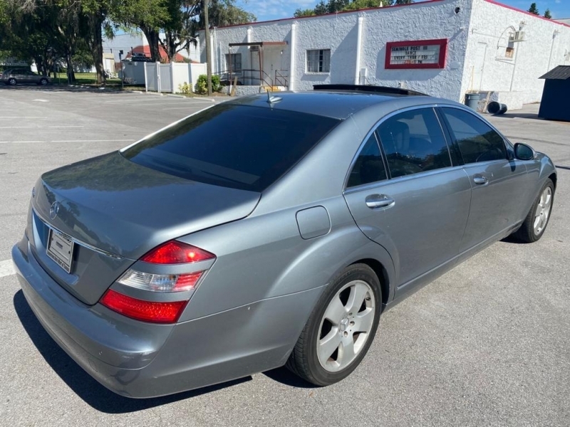 Mercedes-Benz S-Class 2007 price $10,999