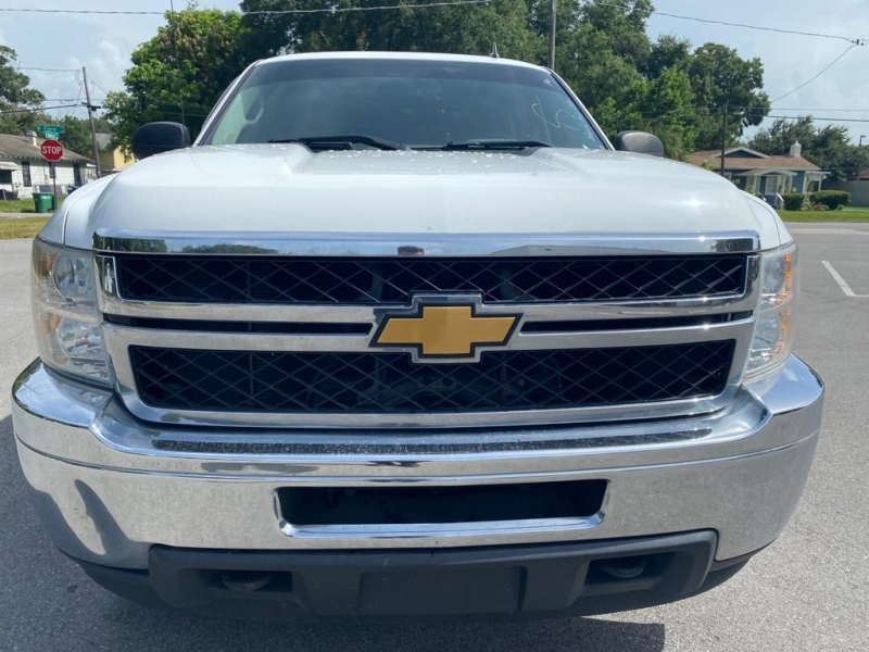 Chevrolet Silverado 2500HD 2013 price $22,999