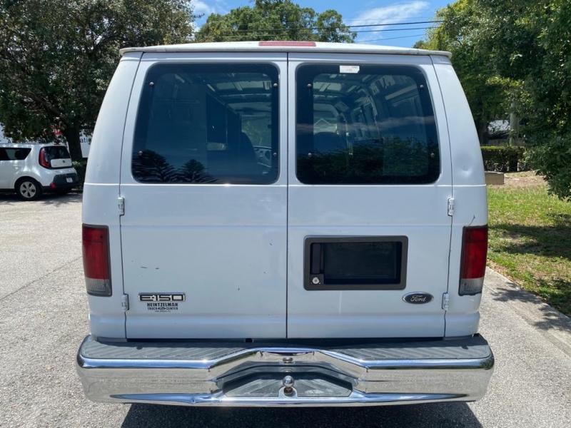 Ford Econoline Cargo Van 2008 price $9,999
