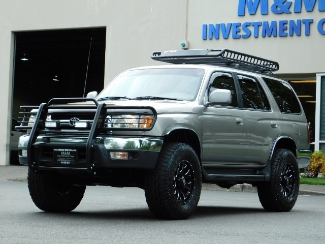 Awesome 2001 Toyota 4Runner