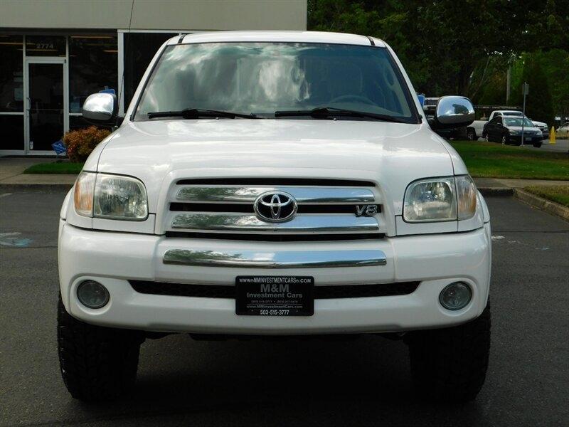 2005 Toyota Tundra SR5 Access Cab 4X4 V8 / NEW WHEELS & NEW LIFT !!