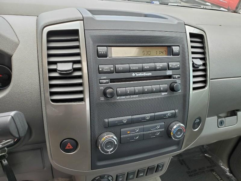 Nissan Frontier 2011 price $13,990