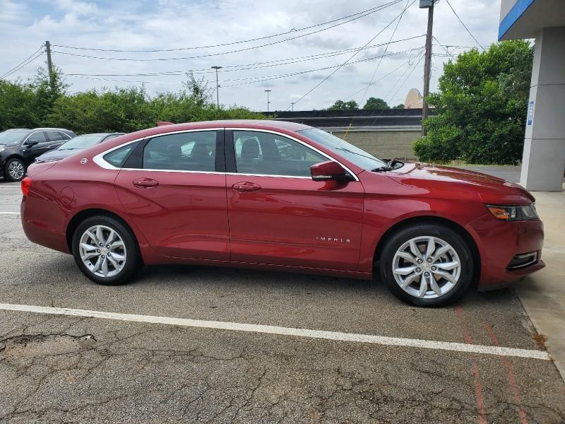 Chevrolet Impala 2018 price $20,495