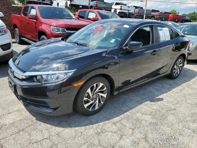 Honda Civic Sedan 2016 price $16,995
