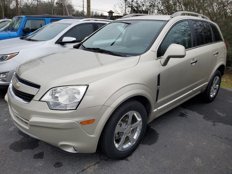 Chevrolet Captiva Sport 2013 price $7,200