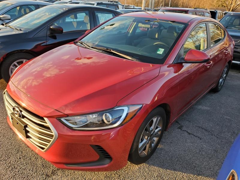 Hyundai Elantra 2018 price $13,950