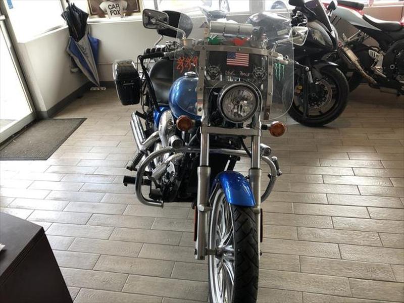 Kawasaki 900 Custom 2007 price $2,999