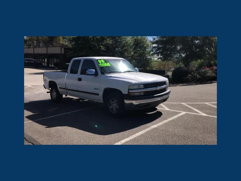 Chevrolet Silverado 1500 2000 price $4,999