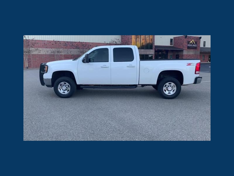 GMC Sierra 2500Hd 2009 price $15,999