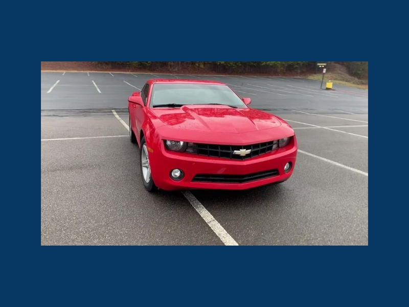 Chevrolet Camaro 2011 price $11,999
