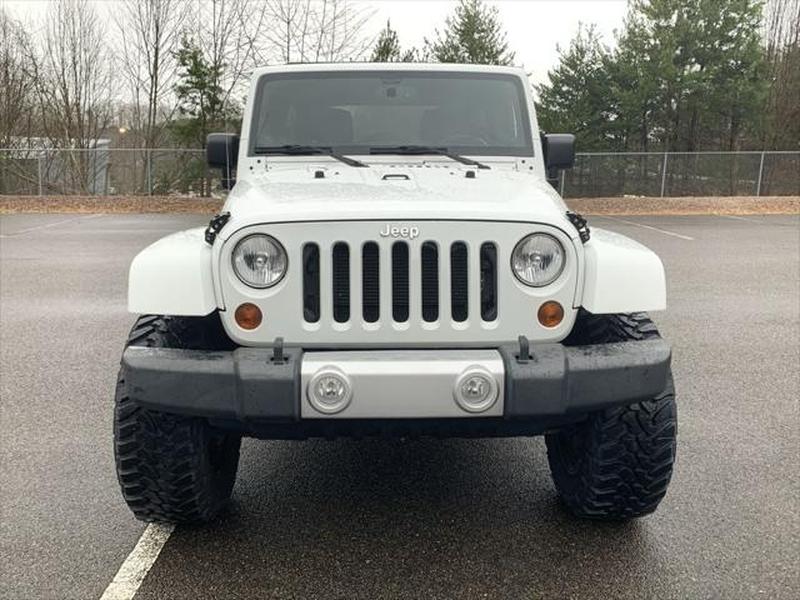 Jeep Wrangler Unlimited 2013 price $27,599