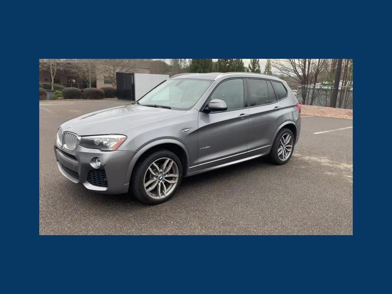 BMW X3 2015 price $15,999