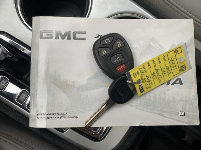 GMC Acadia 2010 price $9,799