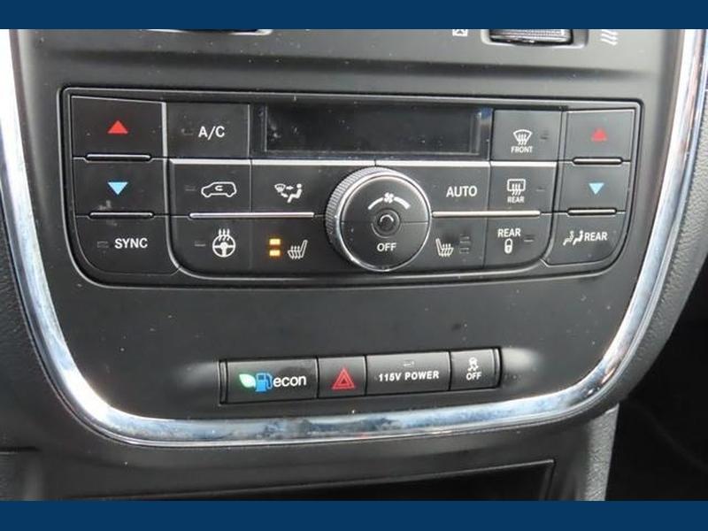 Dodge Grand Caravan 2018 price $16,249