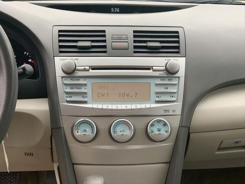 Toyota Camry 2009 price $8,999