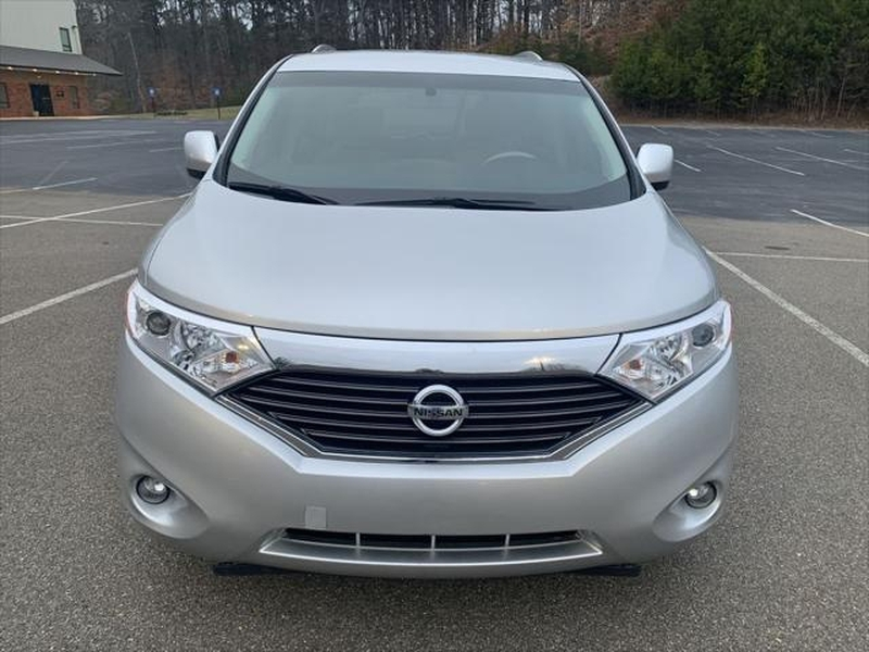 Nissan Quest 2016 price $13,499