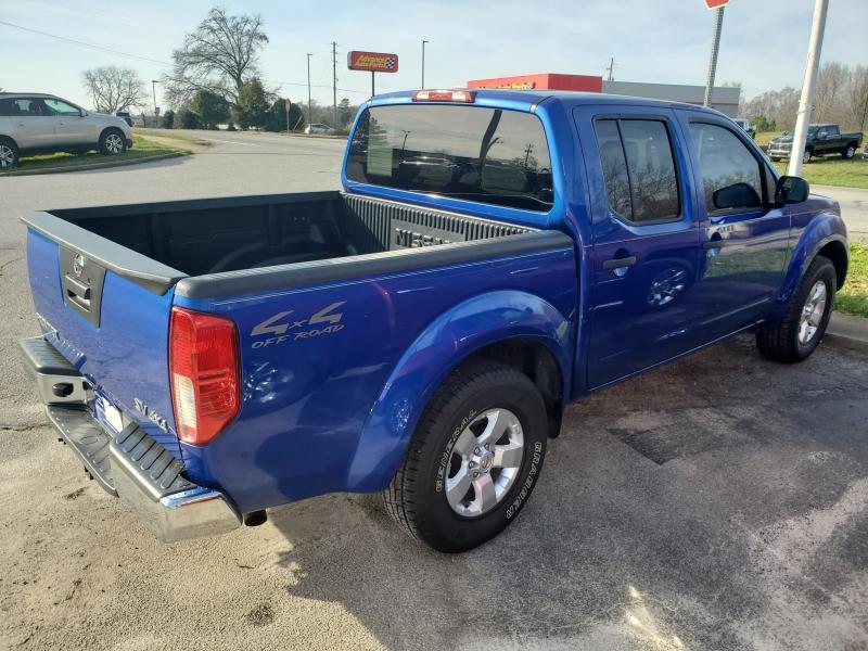 Nissan Frontier 2013 price $11,777