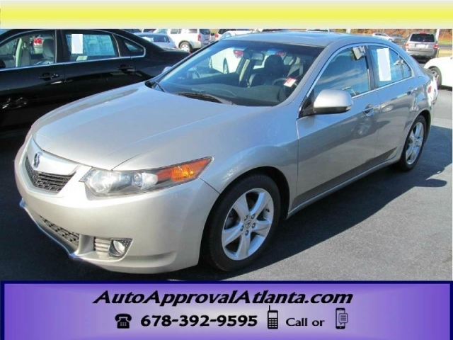 2009 Acura TSX Heated Leather