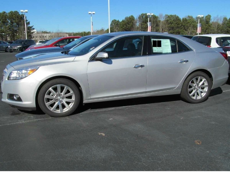Chevrolet Malibu LTZ Leather 2013 price Call For Pricing