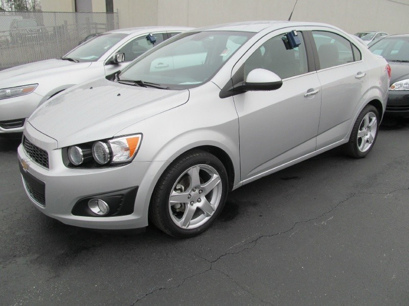 Chevrolet Sonic LTZ 2013 price Call For Pricing