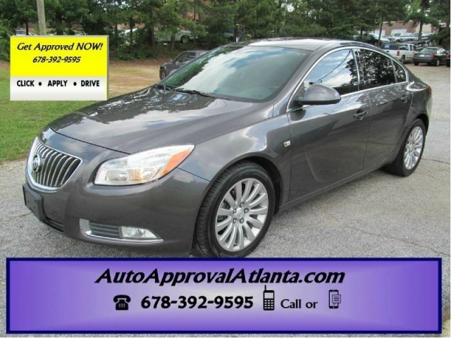 2011 Buick Regal CXL Htd Leather